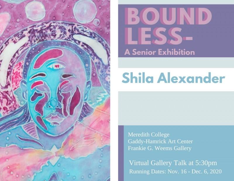 """Boundless"" exhibition artwork"